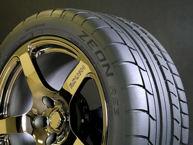 cooper tire showcases zeon rs3 tire at sema show roush performance blog. Black Bedroom Furniture Sets. Home Design Ideas